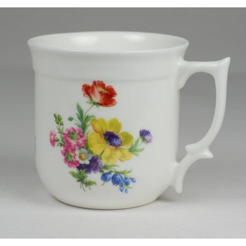Grandma mug -  Anemone with poppy