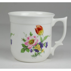 Grandma mug -  Wild Rose with tulip