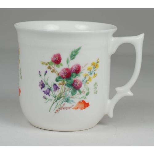 Grandma mug -  Wildflowers with clover
