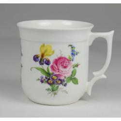 Grandma mug - Peony with iris