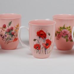 Pink mug