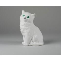 Kotek zamyślony