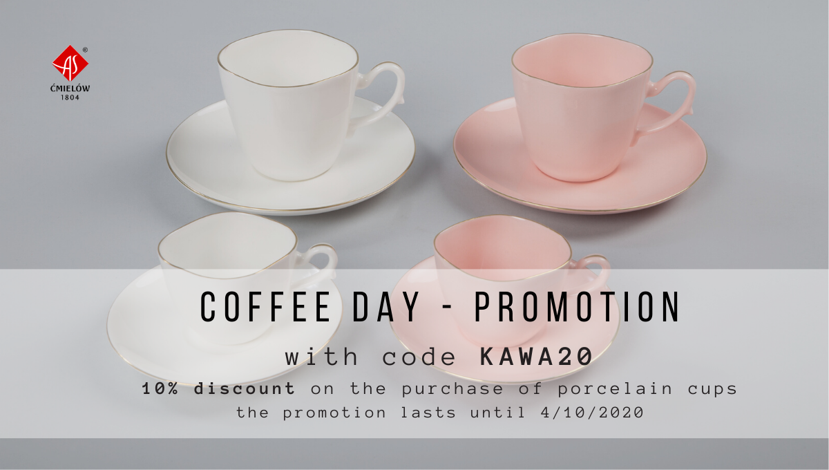 Coffee Day promotion