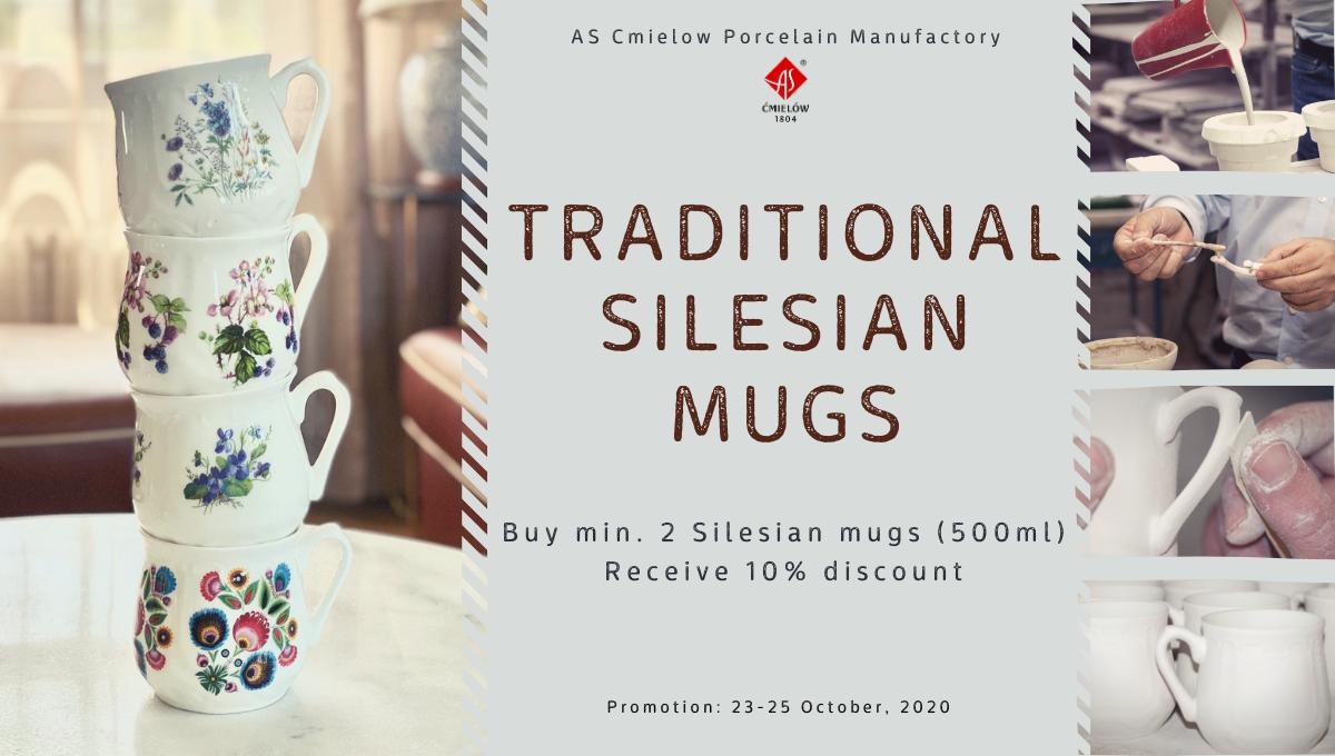 SILESIAN MUGS - PROMOTION